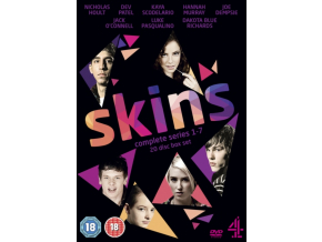 Skins: Series 1-7 (Repackage) (DVD Box Set)