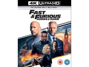 Fast & Furious Presents: Hobbs & Shaw (Blu-ray 4K)