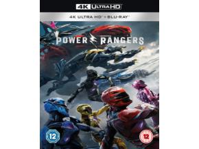 Power Rangers (Blu-ray 4K)