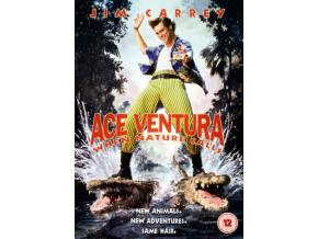 Ace Venture: When Nature Calls (DVD)