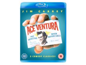 Ace Ventura: Pet Detective + When Nature Calls (Blu-ray)