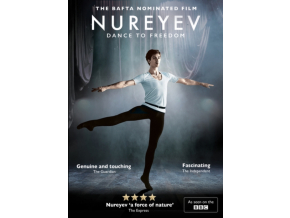 Nureyev Dance To Freedom (Resleeve) (DVD)