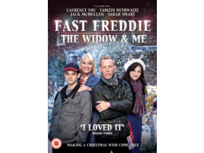 Fast Freddie The Widow And Me (Resleeve) (DVD)