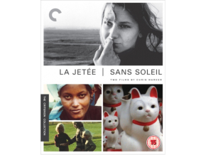 La Jetee (1962) / Sans Soleil (1983) - 1 Disc (Criterion Collection) Uk Only (Blu-ray)