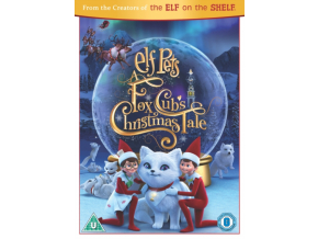 Elf Pets: A Fox Cubs Christmas Tale (DVD)