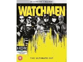 Watchmen - The Ultimate Cut (Blu-ray 4K)