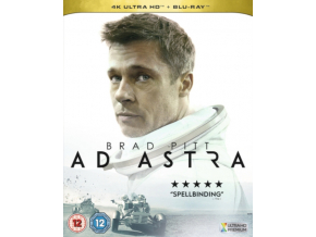 A.D. Astra (Blu-ray 4K)