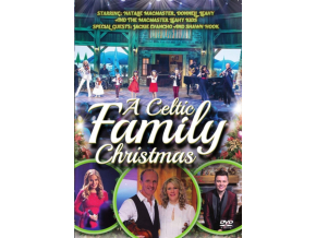 NATALIE MACMASTER & DONNELL LEAHY - A Celtic Family Christmas (DVD)