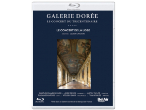 CHAUVIN / DEVOS / TAYLOR - Galerie Doree: Golden Gallery - The Tricentenary Concert (Blu-ray + DVD)