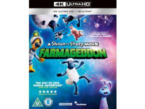A Shaun The Sheep Movie: Farmageddon (Blu-ray 4K)