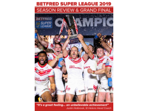 Betfred Super League 2019 - Season Review & Grand Final (DVD)