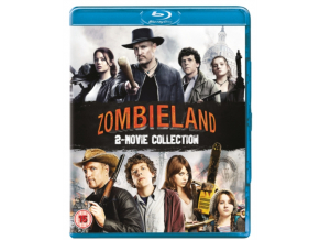 Zombieland 1 (2009) & 2: Double Tap (Blu-ray)