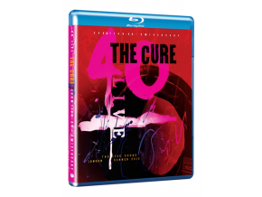 CURE - 40 Live - Curaetion-25 + Anniversary (Blu-ray)