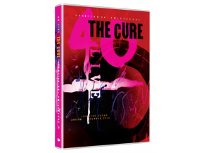 CURE - 40 Live - Curaetion-25 + Anniversary (DVD)
