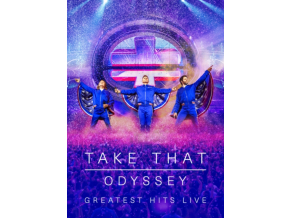TAKE THAT - Odyssey - Greatest Hits Live (DVD)
