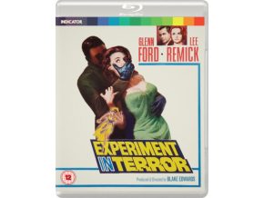 Experiment In Terror (Standard Edition) (Blu-ray)