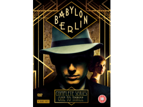 Babylon Berlin: Series 1-3 (DVD)