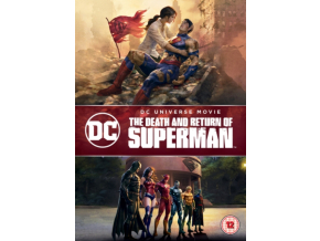 Death And Return Of Superman (DVD)