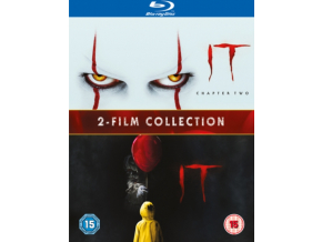 It Chapter One & Two (Blu-ray)