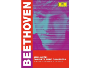 ACADEMY OF ST. MARTIN IN THE FIELDS JAN LISIECKI TOMO - Beethoven: Complete Piano Concertos (DVD)