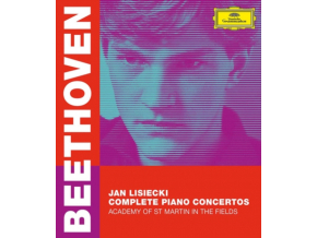 ACADEMY OF ST. MARTIN IN THE FIELDS JAN LISIECKI TOMO - Beethoven: Complete Piano Concertos (Blu-ray)