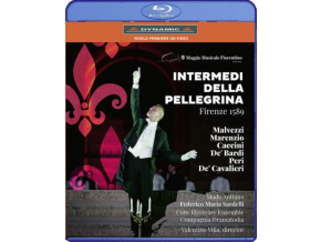 MODO ANTIQUO / VILLA - Intermedi Della Pellegrina: Firenze 1589 (An Itinerant Show In The Boboli Gardens) (Blu-ray + DVD)