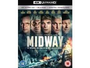 Midway 4K (Blu-ray 4K)