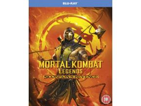 Mortal Kombat Legends: Scorpions Revenge (Blu-ray)