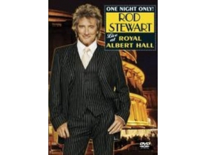 ROD STEWART - One Night Only! Rod Stewart Live At Royal Albert Hall (DVD)