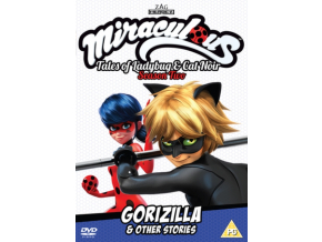 Miraculous: Tales Of Ladybug And Cat Noir - Gorizilla & Other Stories (DVD)