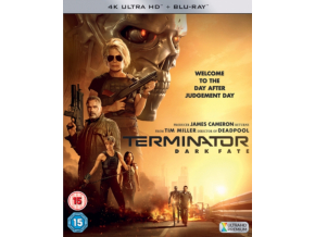 Terminator Dark Fate (Blu-ray 4K)