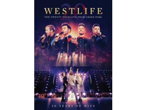 WESTLIFE - The Twenty Tour Live From Croke Park (DVD)