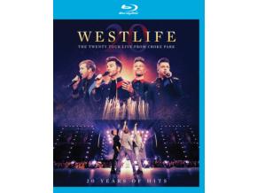 WESTLIFE - The Twenty Tour Live From Croke Park (Blu-ray)