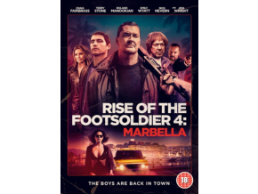 Rise Of The Footsoldier 4: Marbella (DVD)