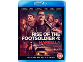 Rise Of The Footsoldier 4: Marbella (Blu-ray)