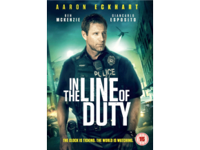 In The Line Of Duty (DVD)