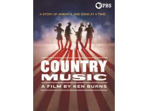 Ken Burns - Country Music (DVD)