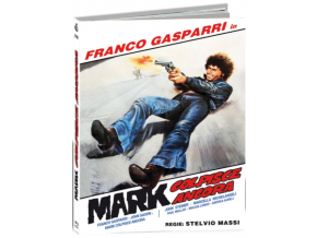 STELVIO MASSI - Mark Colpisce Ancora (Limited Media Book) (Blu-ray)