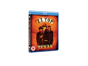 ZZ TOP - That Little Ol Band From Texas (Blu-ray)
