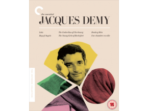 Essential Jacques Demy. The (1961-1982) (6 Disc Criterion Collection) Uk Only (Blu-ray)