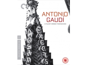 Antonio Gaudi (1984) (Criterion Collection) Uk Only (Blu-ray)