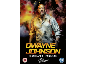 Dwayne Johnson 3 Movie Collection (DVD)