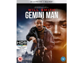 Gemini Man (Blu-ray 4K)