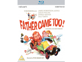 Father Came Too! (Restoration) (Blu-ray)