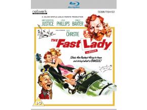 Fast Lady. The (Restoration) (Blu-ray)