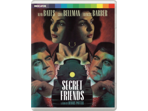 Secret Friends (Limited Edition) (Blu-ray)