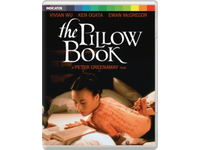 Pillow Book. The (Limited Edition) (Blu-ray)