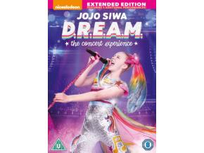 Jojos Follow Your D.R.E.A.M (2019) (DVD)