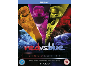 Red Vs. Blue: Singularity (Blu-ray)