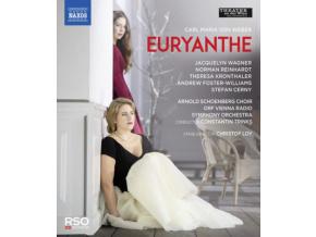 ORF VIENNA RSO / TRINKS - Carl Maria Von Weber: Euryanthe (Blu-ray)
